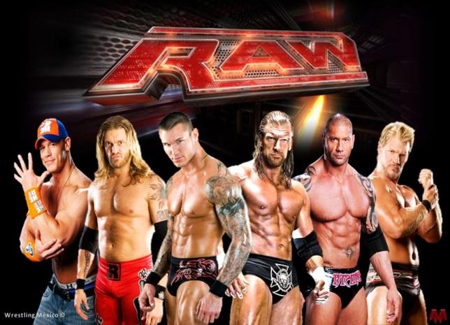 raw-wrestlers
